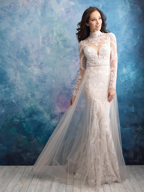 9567 Wedding                                          dress by Allure Bridals