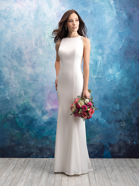 9568 Wedding                                          dress by Allure Bridals