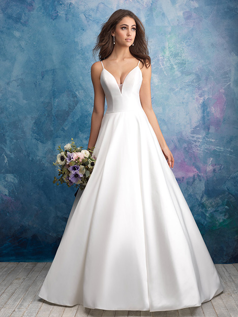 9570 Wedding                                          dress by Allure Bridals