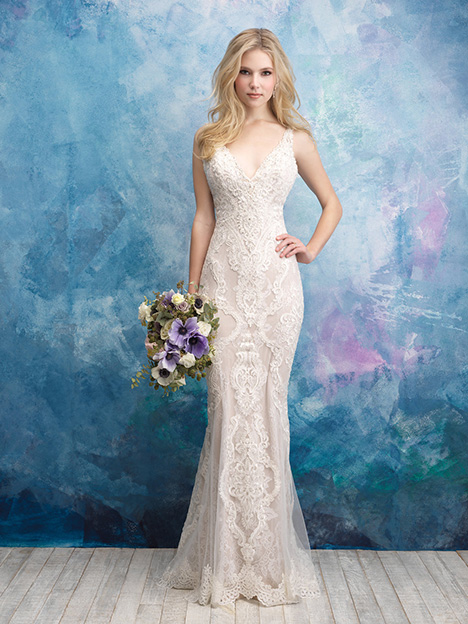 9571 Wedding                                          dress by Allure Bridals