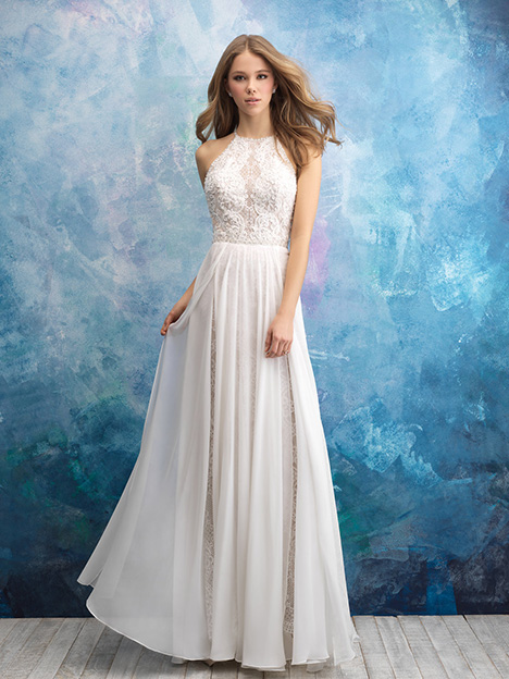 9573 Wedding                                          dress by Allure Bridals