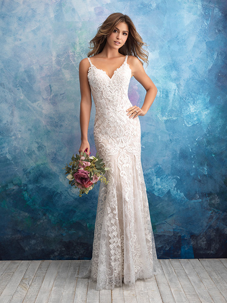 9575 Wedding                                          dress by Allure Bridals