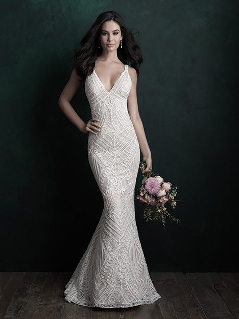 C500 Wedding                                          dress by Allure Couture