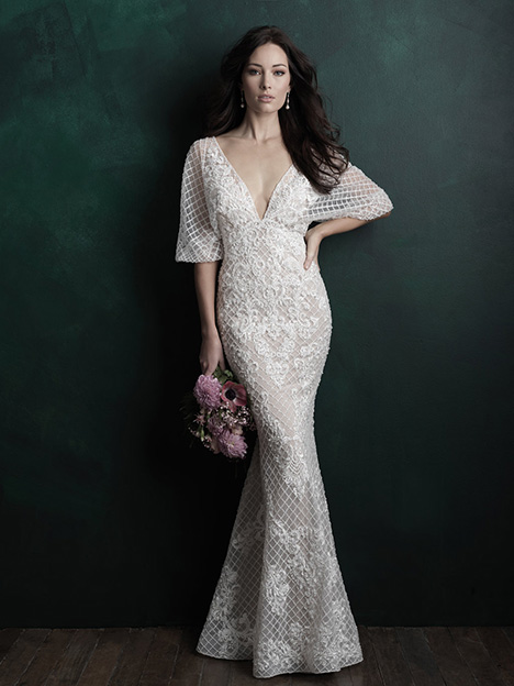 C503 Wedding                                          dress by Allure Bridals : Allure Couture