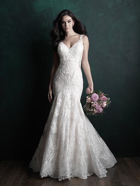 C504 Wedding dress by Allure Couture