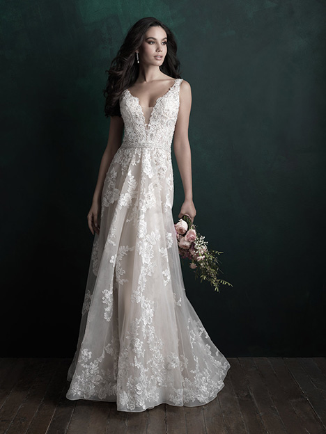 C505 Wedding                                          dress by Allure Couture