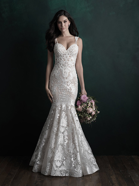 C506 Wedding                                          dress by Allure Bridals : Allure Couture