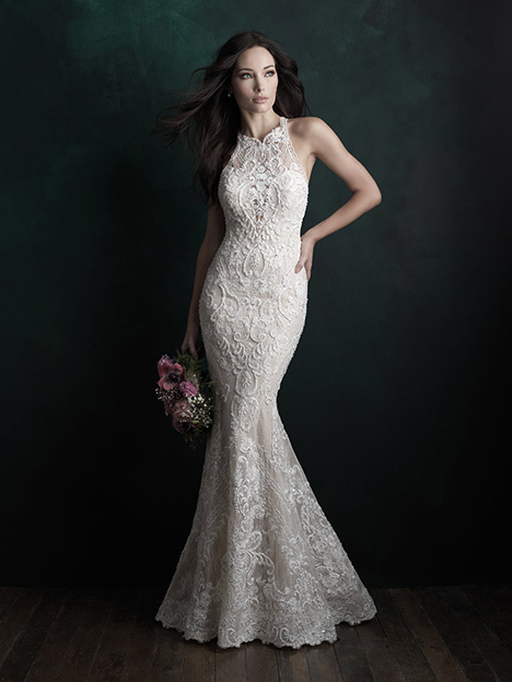 C508 Wedding                                          dress by Allure Bridals : Allure Couture