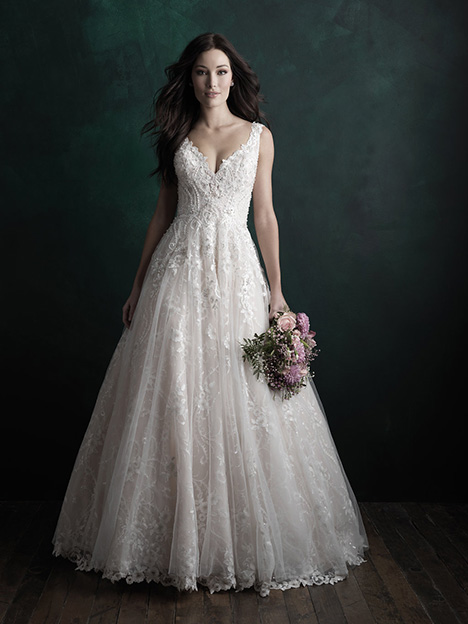 C509 Wedding                                          dress by Allure Bridals : Allure Couture