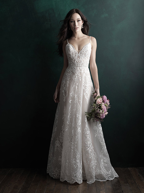 C511 Wedding                                          dress by Allure Couture