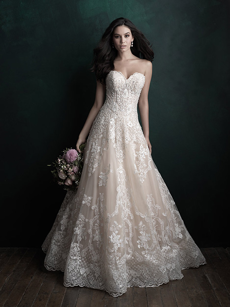 C512 Wedding                                          dress by Allure Bridals : Allure Couture