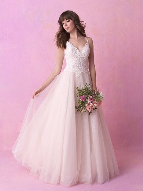 3150 Wedding                                          dress by Allure Romance