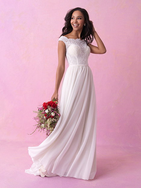 3151 Wedding                                          dress by Allure Romance