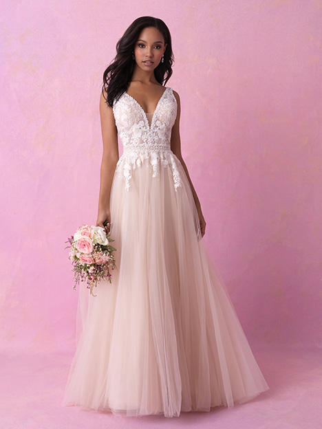 3152 Wedding                                          dress by Allure Romance