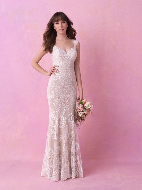 3153 Wedding                                          dress by Allure Bridals : Allure Romance