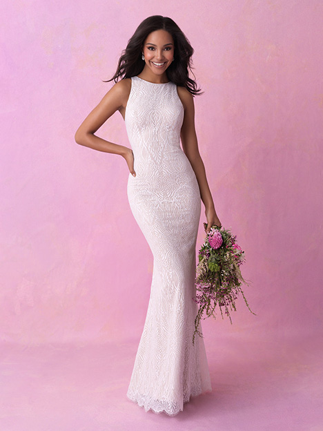 3155 Wedding                                          dress by Allure Romance