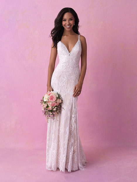 3156 Wedding                                          dress by Allure Romance