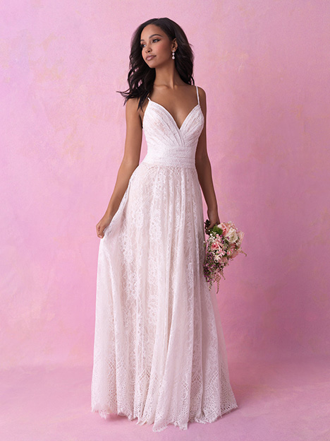 3157 Wedding                                          dress by Allure Romance