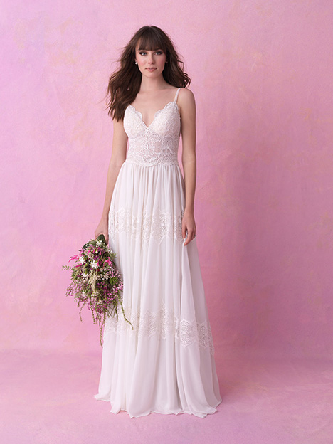 3159 Wedding                                          dress by Allure Romance