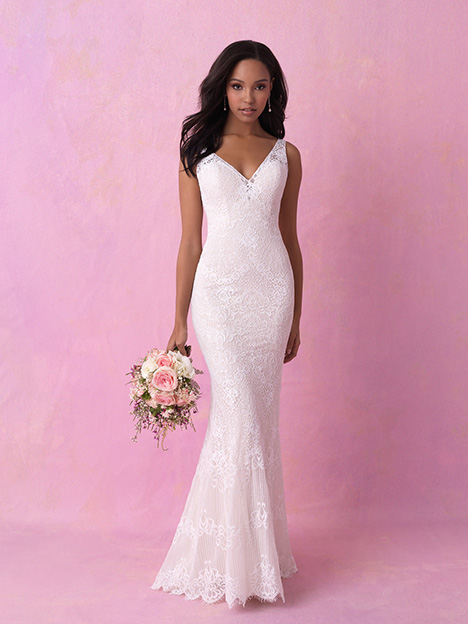 3160 Wedding                                          dress by Allure Bridals : Allure Romance
