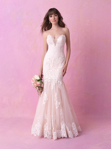 3161 Wedding                                          dress by Allure Romance