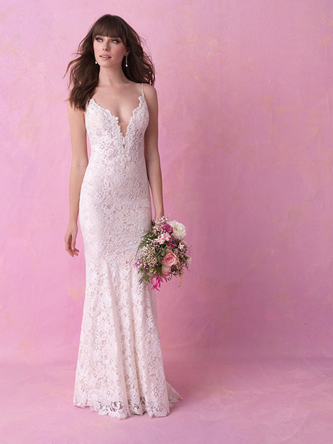 3163 Wedding                                          dress by Allure Bridals : Allure Romance