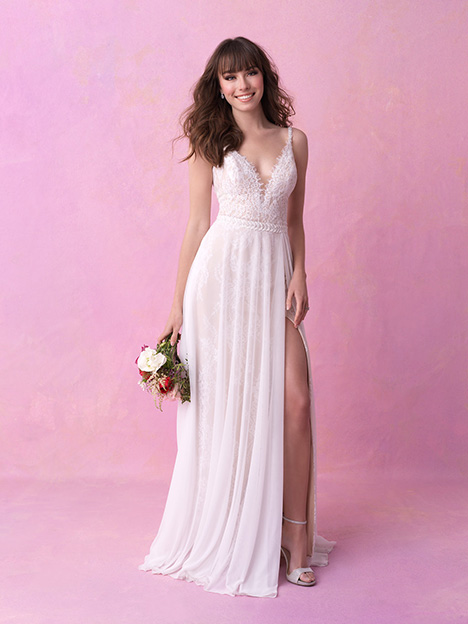 3170 Wedding                                          dress by Allure Bridals : Allure Romance
