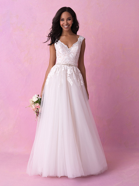 3169 Wedding                                          dress by Allure Romance