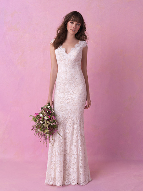 3165 Wedding                                          dress by Allure Romance