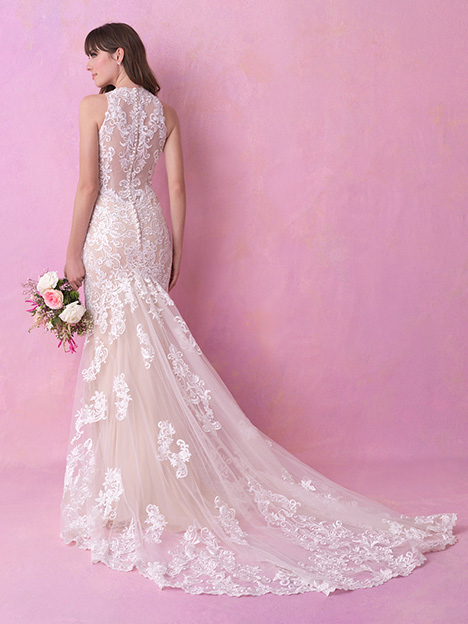 3167 (2) Wedding                                          dress by Allure Bridals : Allure Romance