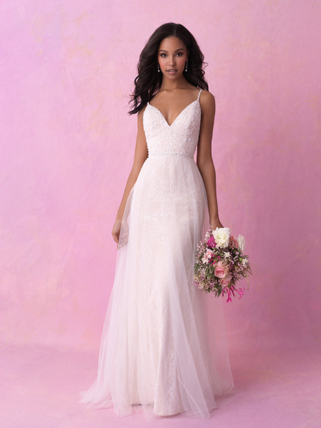 3168 Wedding                                          dress by Allure Romance