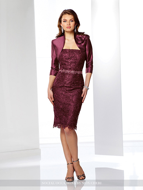 115851 Mother of the Bride                              dress by Mon Cheri : Social Occasions