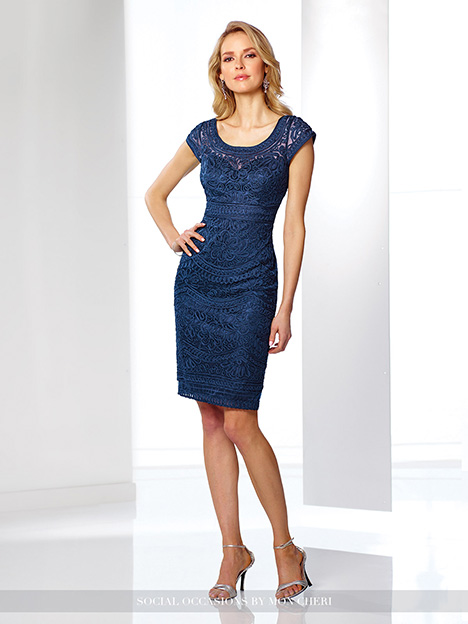 115869 Mother of the Bride                              dress by Mon Cheri: Social Occasions