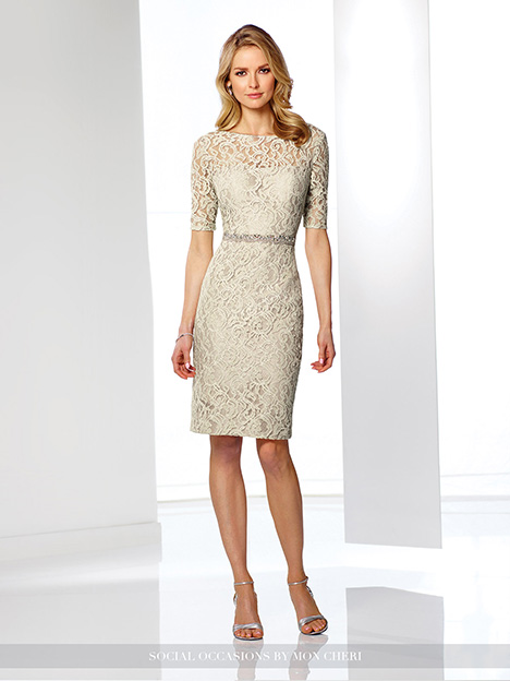 115873 Mother of the Bride                              dress by Mon Cheri : Social Occasions