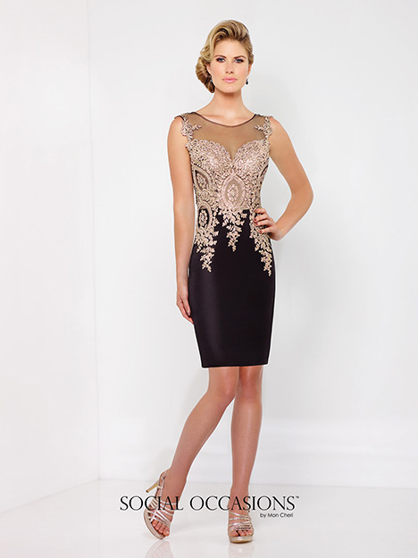 116855A Mother of the Bride dress by Mon Cheri: Social Occasions