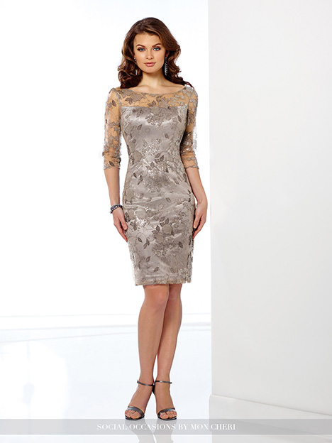 216872 Mother of the Bride dress by Mon Cheri: Social Occasions