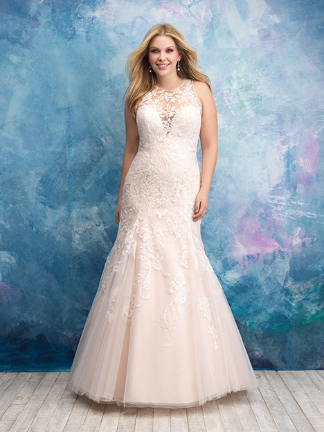 W436 Wedding                                          dress by Allure Women