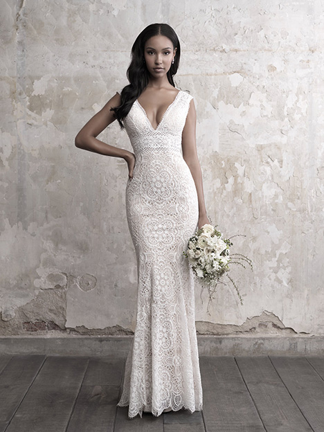 MJ450 Wedding                                          dress by Madison James