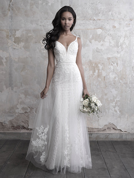 MJ451 Wedding                                          dress by Madison James