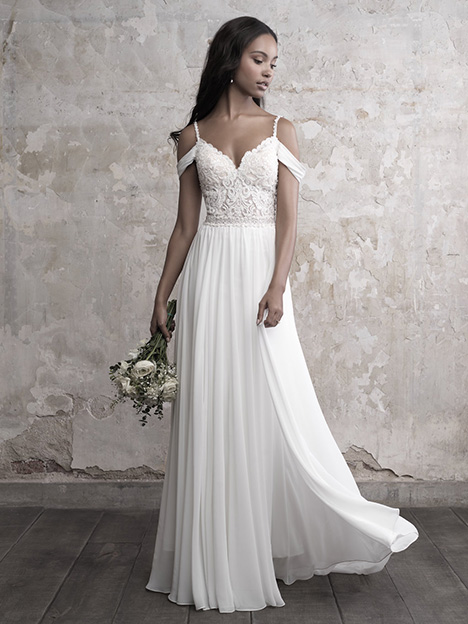 MJ453 Wedding                                          dress by Madison James