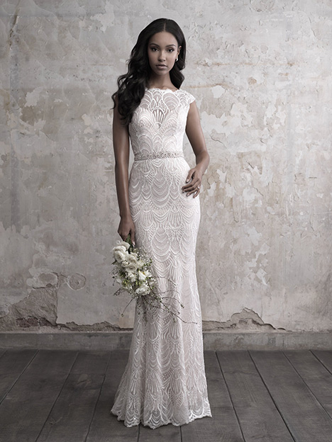 MJ454 Wedding                                          dress by Madison James