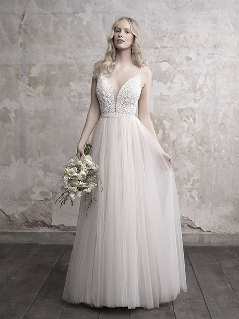 MJ456 Wedding                                          dress by Madison James