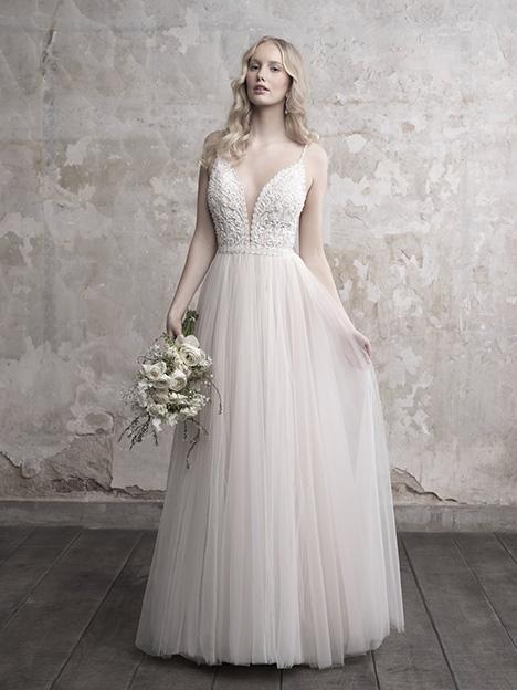 MJ456 Wedding dress by Madison James