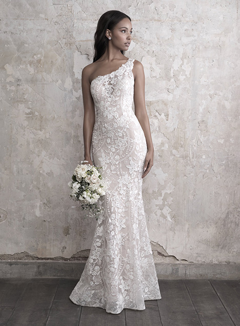 MJ457 Wedding                                          dress by Madison James