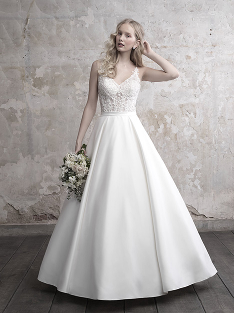 MJ458 Wedding                                          dress by Madison James