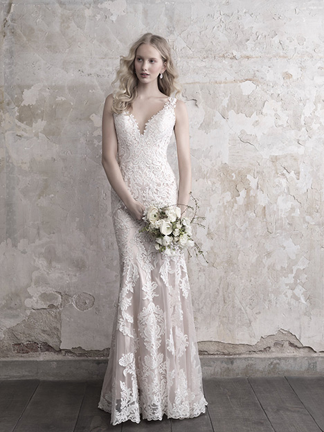 MJ459 Wedding                                          dress by Madison James