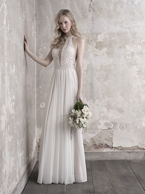 MJ460 Wedding                                          dress by Madison James