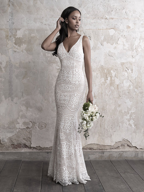 MJ461 Wedding                                          dress by Madison James