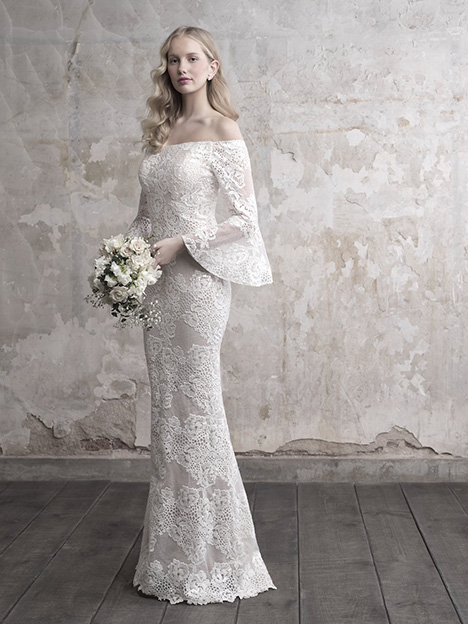 MJ462 Wedding                                          dress by Madison James