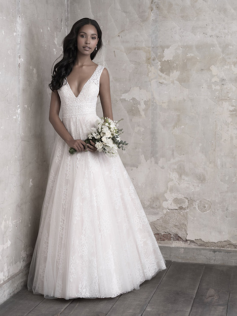 MJ463 Wedding                                          dress by Madison James